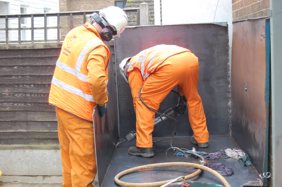 Our personnel are trained to respect sensitive areas